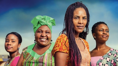 The Baulkham Hills African Ladies Troupe